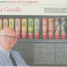 Pauwels Sauces_Gazet van Antwerpen