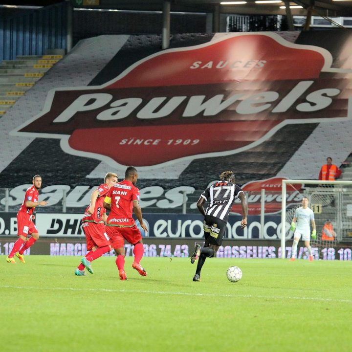 Pauwels Sauzen gaat partnership aan met Sporting Charleroi