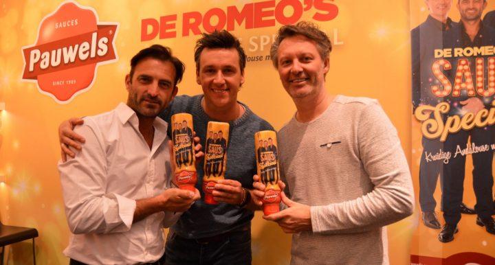 De Romeo's presenteren De Romeo's Saus Speciaal