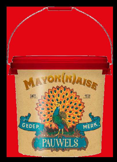 Pauwels Mayonaise 110 jaar