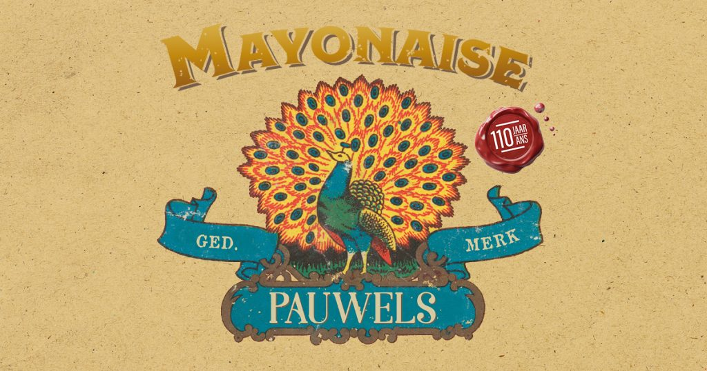 Pauwels Mayonaise 110 jaar_corporate artikel