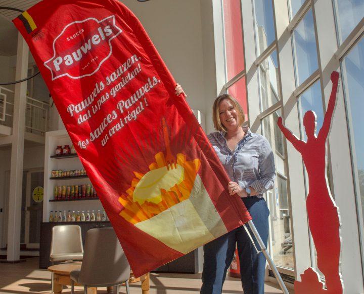 CFO Manager Sylvie Nelissen