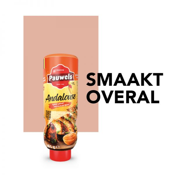 Smaakt Overal – Andalouse