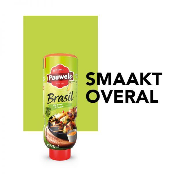Smaakt Overal – Brasil
