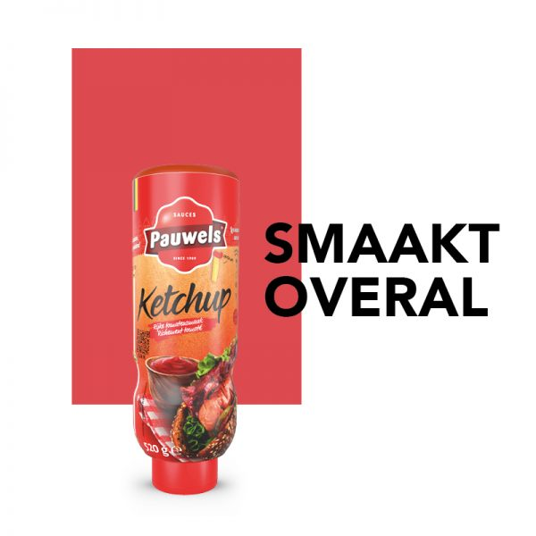 Smaakt Overal – Ketchup