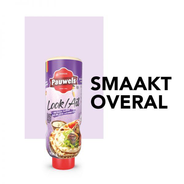 Smaakt Overal – Look
