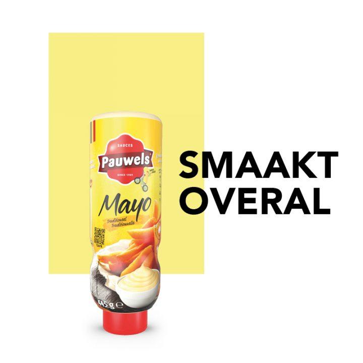 Smaakt Overal – Mayo