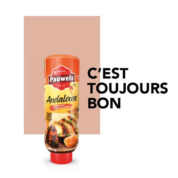 Toujours Bon – Andalouse