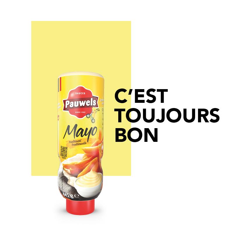 Toujours Bon – Mayo