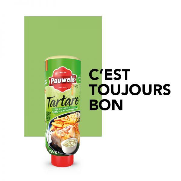 Toujours Bon – Tartaar